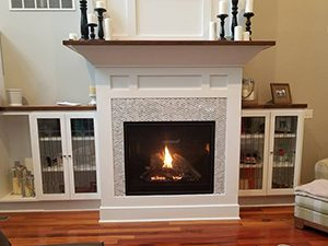 Brand new mantel and surround - Highland Fireplace Hamburg NY 14075