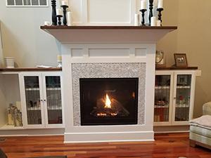 Brand new mantel and surround - Highland Fireplace Hamburg NY 14075