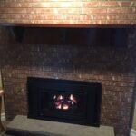 Regency U31-10 Energy Gas Insert into woodburning fireplace