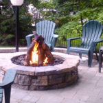 Specialty Fire Pit Ellicottville NY by Highland Fireplace
