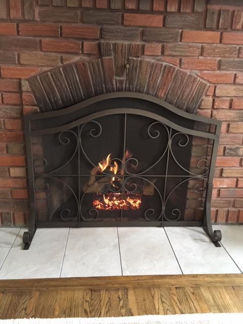 Natural gas, Vented Log Set